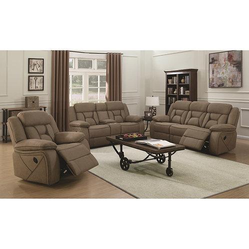 602264 2pc Sofa & Loveseat Recliners