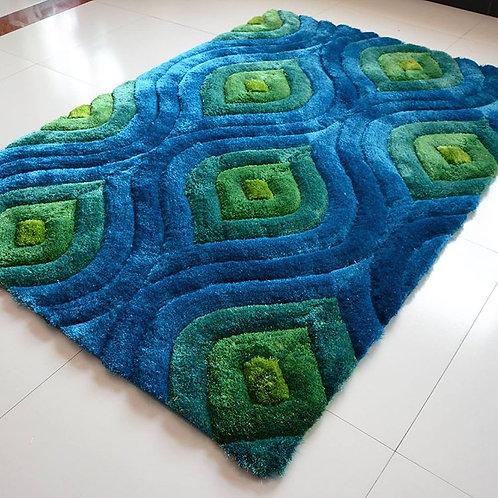 TD881B2 Blue green