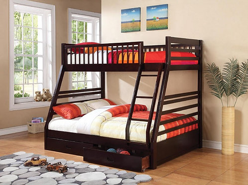 460184 Twin & Full sz Bunk Bed