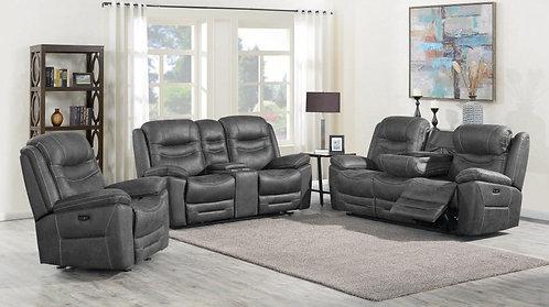 603341pp Dual Power Sofa & Loveseat