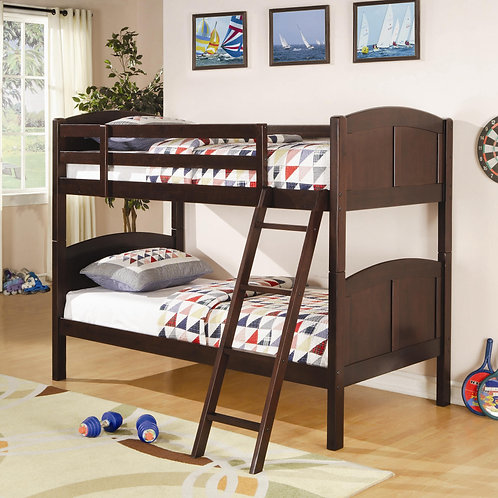 460213 Twin & Twin Bunk Bed