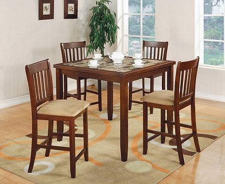 150154 Counter Height Dining Set
