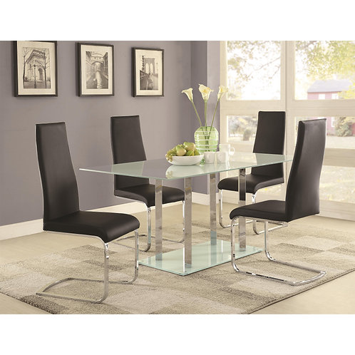 104861 Table w/ 4 Chairs