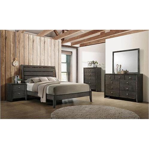 215841 4pc Bedroom Set