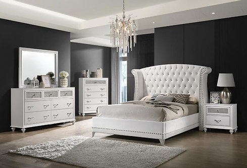 300843 Upholstery Bed