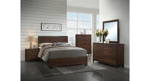 204351 4pc Bedroom Set