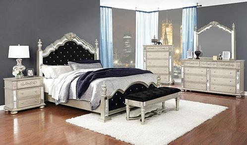 222731 Glamorous Bed