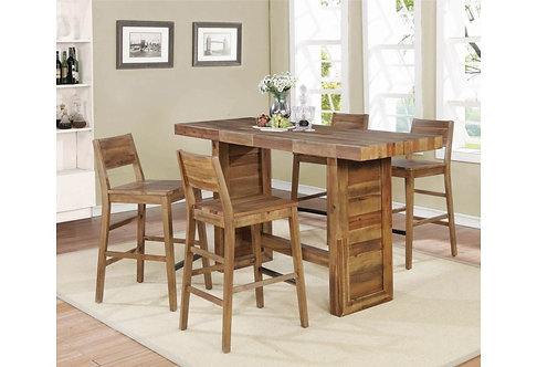 182191 4pc Counter Height Dining Set