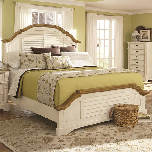 202880 Panel Bed