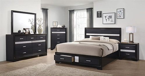 206361 Storage Bed