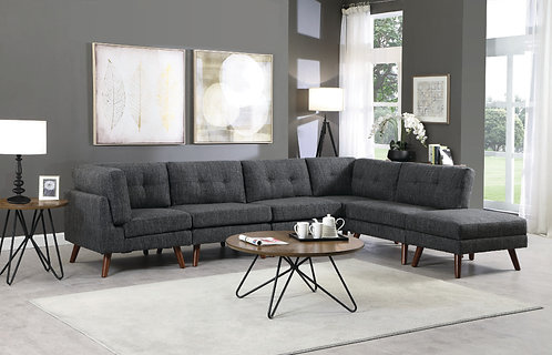 551401 6pc Sectional