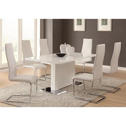 102310 Modern Dining Set