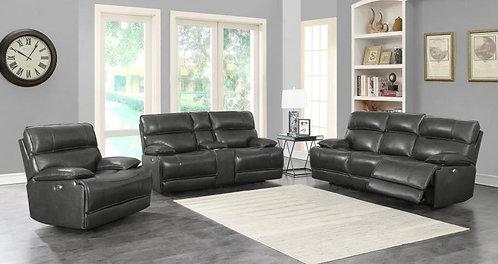 650221p Power Sofa & Loveseat