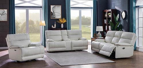 650227p Power Sofa & Loveseat