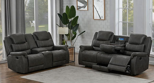 602451 Motion Sofa & Loveseat