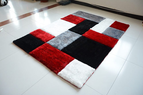 TD998 Black Grey Red White