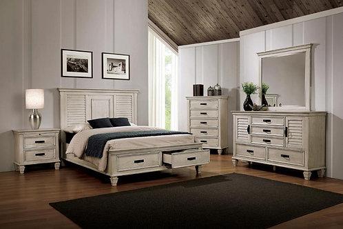 205330 Storage Bed
