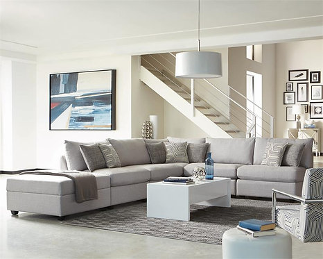 551511 6pc Sectional
