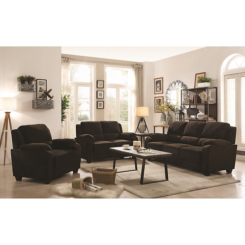 506244 2pc Sofa & Loveseat