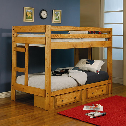 460243 Twin /Twin Bunk Bed