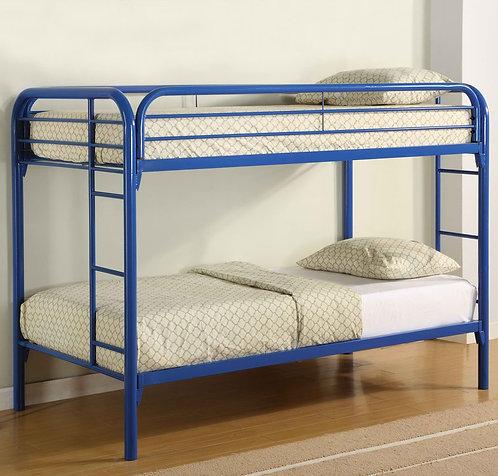 2256B Twin & Twin Bunk Bed