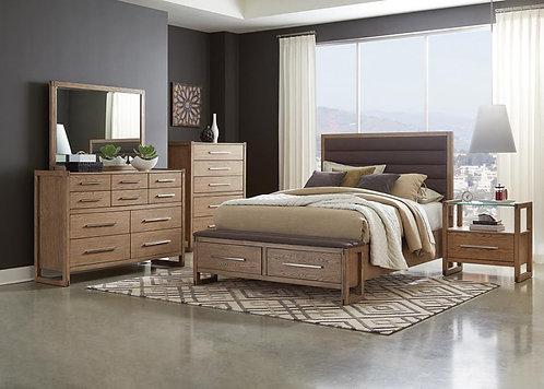 222850 Storage Bed