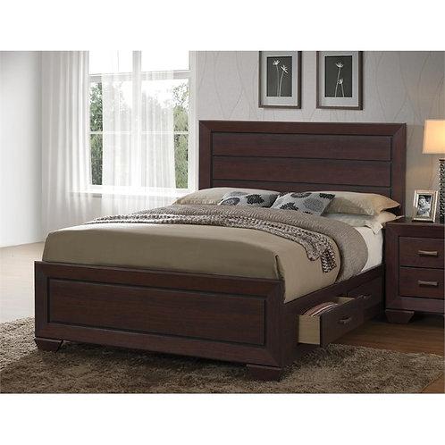 204390 4pc Storage Bedroom Set