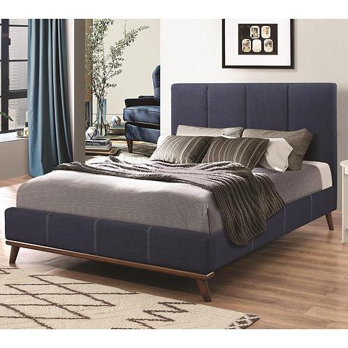 300626 Mid Century Bed
