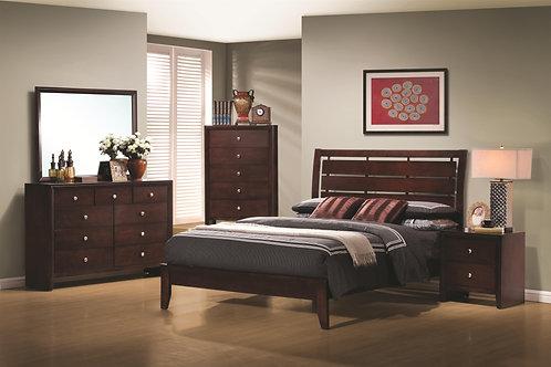 201971 Platform Style Bed