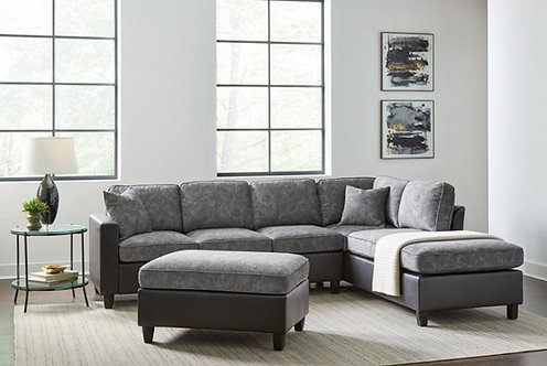 552040 2pc Sectional