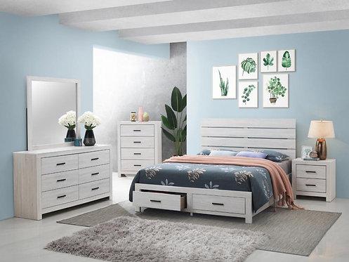 207050 Storage Bed