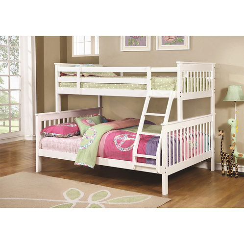 460260 Twin / Full Bunk Bed