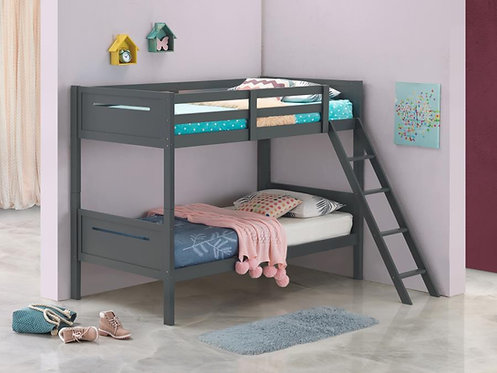 405051GRY Bunkbed