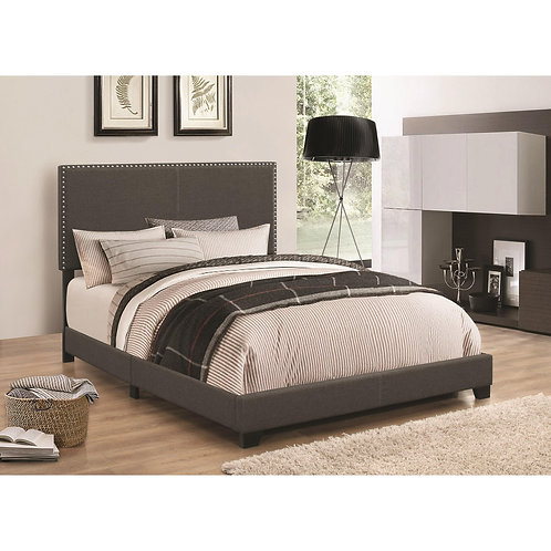 350081 Upholstered Bed