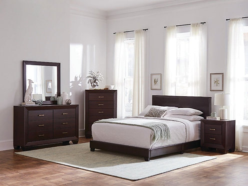 300762 4pc Bedroom Set