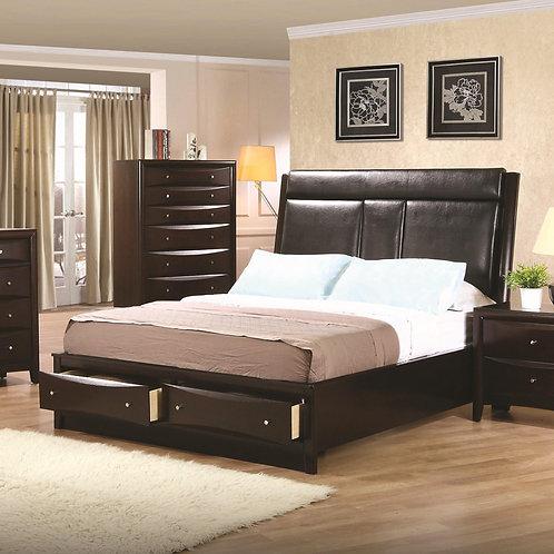 200419 Storage Bed
