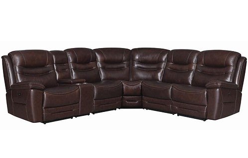 603320PP 6pc Power Sectional