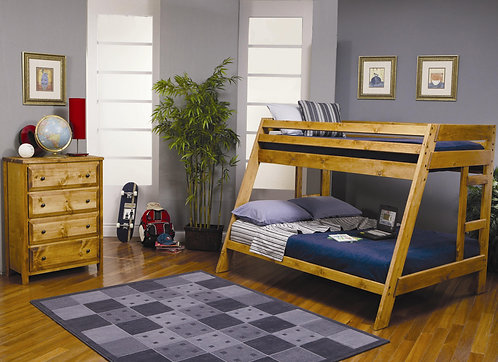460093 Twin /Full Bunk Bed