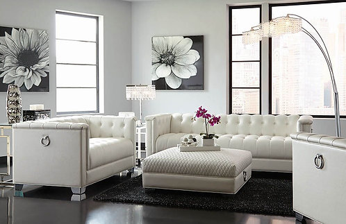 505391 2pc Sofa & Loveseat