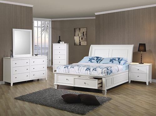 400239 Storage Bed