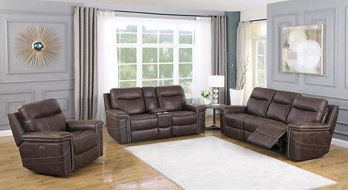 603511pp Dual Power Sofa & Loveseat
