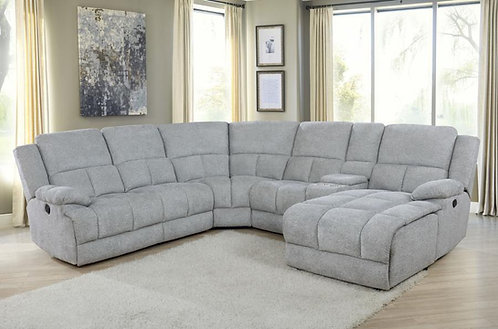 602560 6pc Sectional