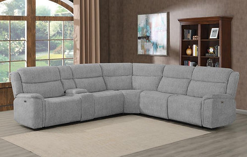 609510PP 6pc Dual Power Sectional