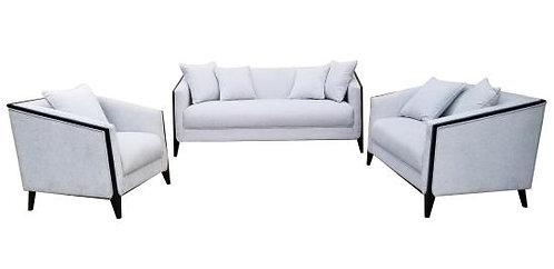 509201 2pc Sofa & Loveseat