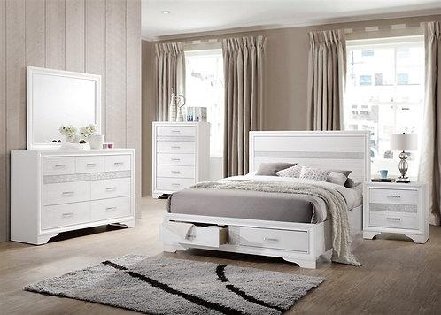 205111 Storage Bed