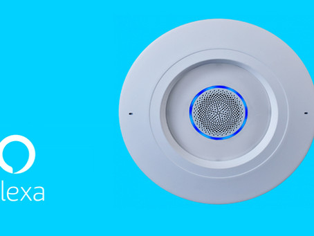 Unveiled: The downlight with built-in Alexa