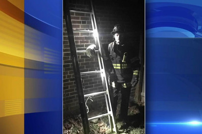 Philadelphia Firefighter Starts a Campaign for LED Ladders