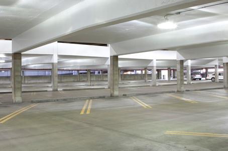 Parking Garages and LED Lighting