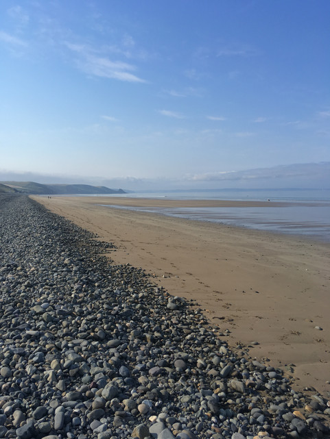 Newgale Beach, only 2 miles from the farm!