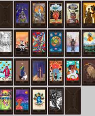 Tarot in Pandemic & Revolution - update